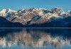 Alaska, Glacier Bay, Fairweather Range