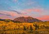 East Beckwith Mountain Autumn Sunrise