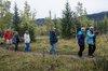 Alberta,Canadian Rockies,Colorado College alumi trip,Mt Engadine Lodge