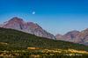 Moon Over Bad Wolf Mountain