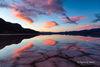 Badwater sunrise