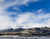 Mount Elbert Winter