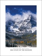 2004 State of the Rockies Poster