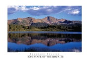 2006  State of the Rockies Poster