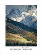 2007 State of the Rockies Poster
