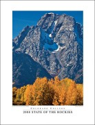 2008 State of the Rockies Poster