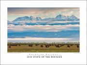 2010 State of the Rockies Poster