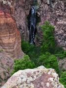 Frioles Canyon Falls