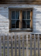 Picket Fence and Windows
