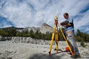 Colorado, Colorado College, students, debris flow, geology, Mt. Princeton