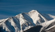 Mount Princeton,Colorado,snow,