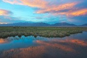 Medano Ranch Marsh Sunset