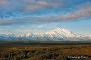 Denali,Mt Mckinley, Alaska,