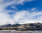 Mount Elbert Winter