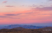 Basin & Range Sunset