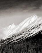 Canadian Rockies,Winter, Jasper National Park