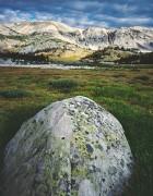 Snowy Range Boulder