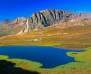 Weminuche Alpine Lake