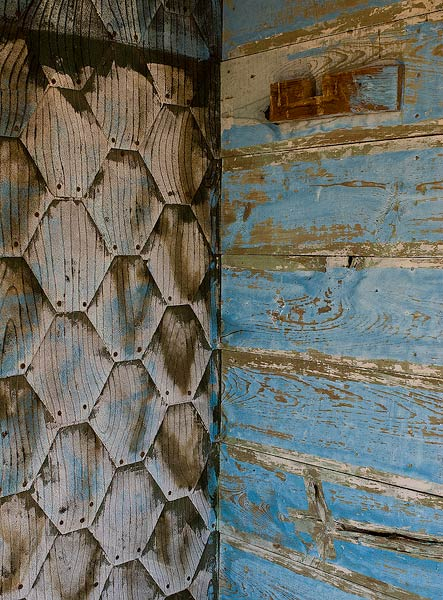 New Mexico, abstracts, old buildings                , photo