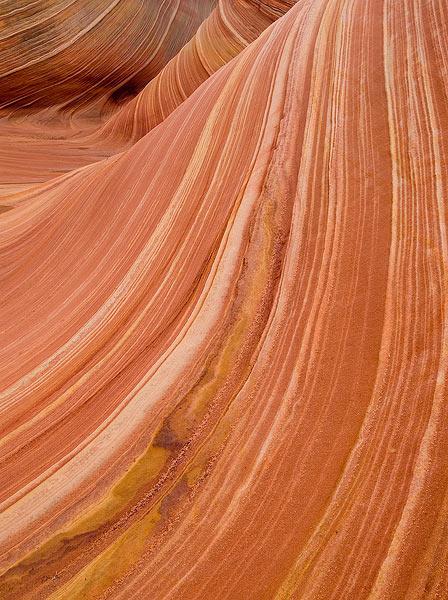 Arizona, Coyote Buttes North, Vermillion Cliffs Wilderness, geology, sandstone, sedimentary rocks                , photo