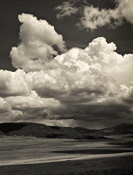 New Mexico, Valle Grande, Valles Caldera National Reserve, Valles caldera                , photo