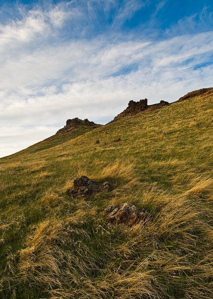 Spring, Ucross Ranch, Wyoming,ucross,powder river basin,clinker                , photo