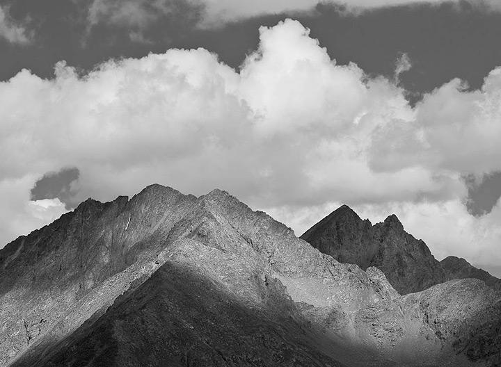 mountains, photo