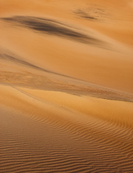 Colorado, Great Sand Dunes National Park, ripple marks, sand, dunes