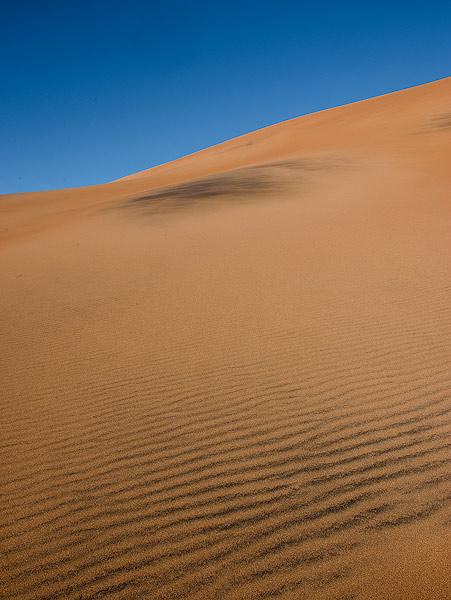 Colorado, Great Sand Dunes National Park, ripple marks, sand                , photo