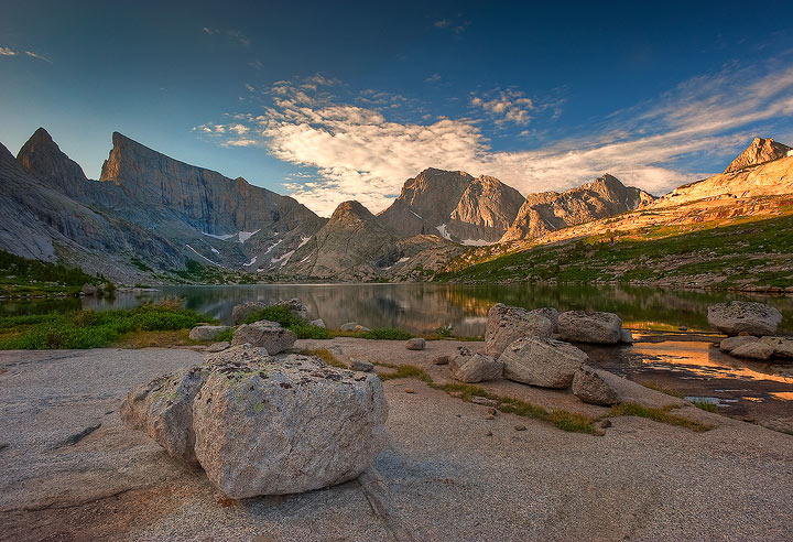 Wind River Range,Wyoming,mountains, photo