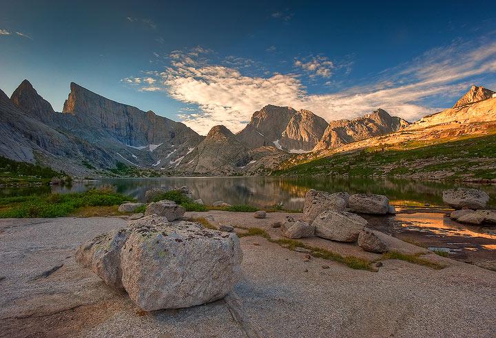 Wind River Range,Wyoming,mountains, photo