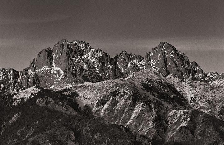 mountains,Colorado,Crestone Peaks,         , photo