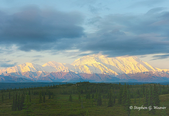 Denali, Denali NP, Mt McKinley, Alaska, photo