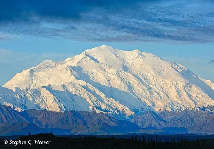 Alaska, Denali, Mt McKinley,, photo