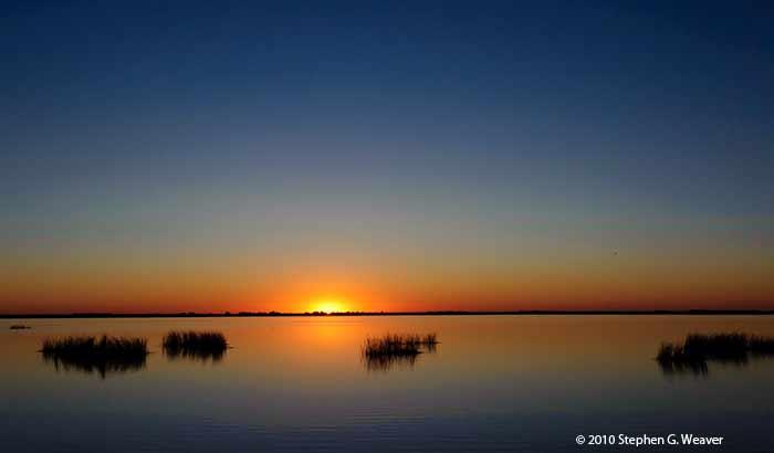 Kansas,sunrise,Cheyenne Bottoms, photo