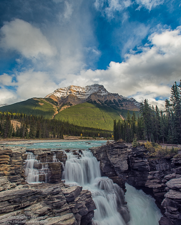 Alberta,Athabasca Falls,Canadian Rockies,Ice Fields Parkway,Jasper NP, photo