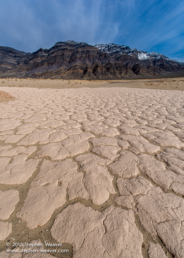 California,Death Valley,Death Valley NP,Eureka Dunes,Last Chance Range,National Park, photo