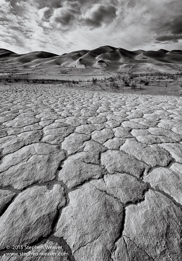 California,Death Valley,Death Valley NP,Eureka Dunes,National Park, photo