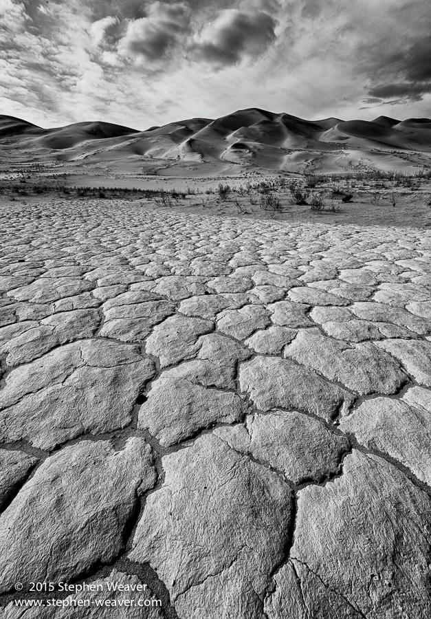 California,Death Valley,Death Valley NP,Eureka Dunes,National Park