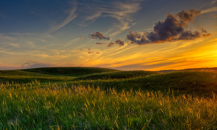 prairie,grass,grasslands,Nebraska,sunset,Sandhills, photo