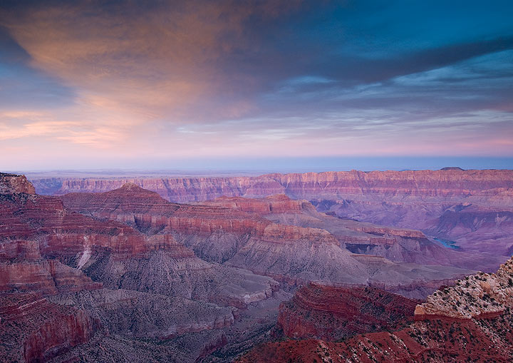 Arizona, Grand Canyon NP, North Rim,Cape Royal                , photo