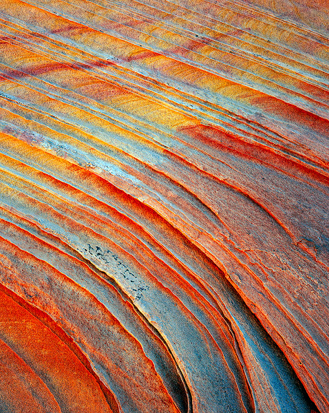 sandstone,sandstone rainbow,Arizona,Vermillion Cliffs,Coyote Buttes, photo