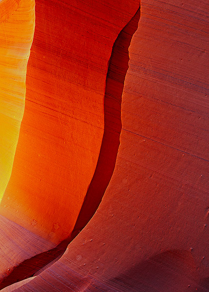 Arizona,              		sandstone,slot canyon,Antelope canyon, photo