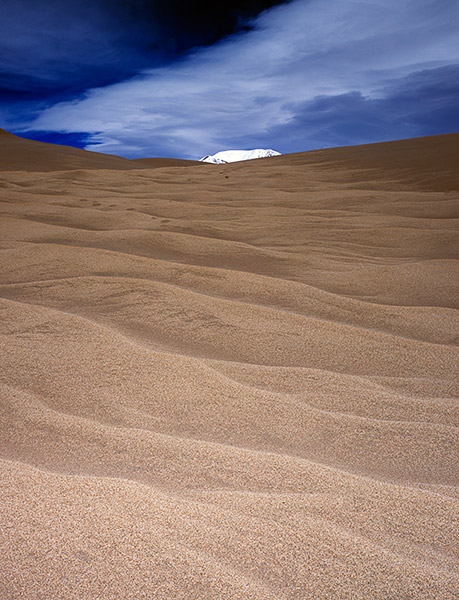 Great Sand Dunes National Park, Colorado,              	, photo