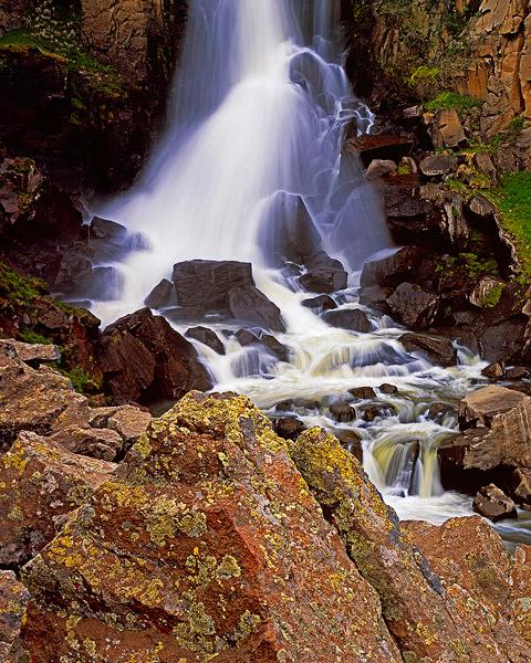 waterfall, photo